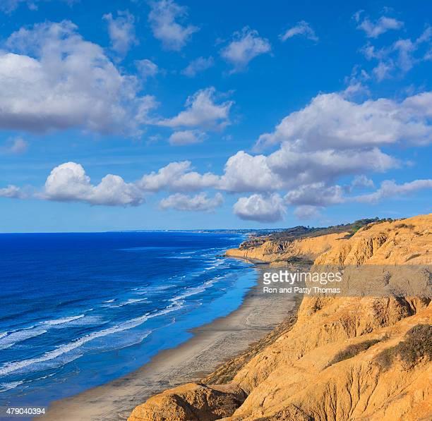 Torrey Pines State Natural Reserve, Pacific Ocean, CA,(P)