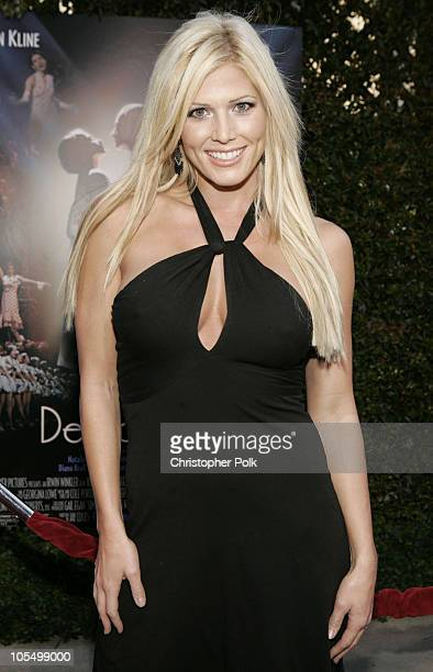 Torrie Wilson during 'DeLovely' Special Los Angeles Screening Arrivals at Academy of Motion Picture Arts and Sciences in Beverly Hills CA United...
