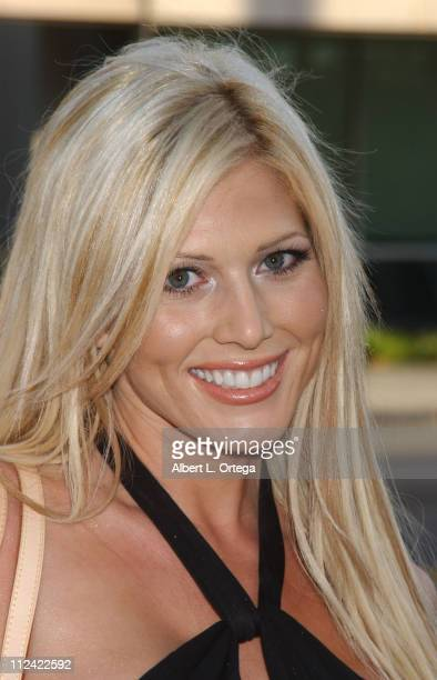 Torrie Wilson during 'DeLovely' Special Los Angeles Screening Arrivals at Academy of Motion Picture Arts and Sciences in Beverly Hills California...
