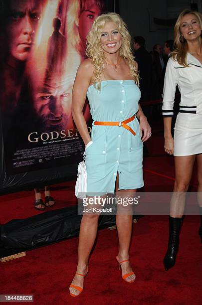 Torrie Wilson during 'Godsend' Los Angeles Premiere Arrivals at Grauman's Chinese Theatre in Hollywood California United States
