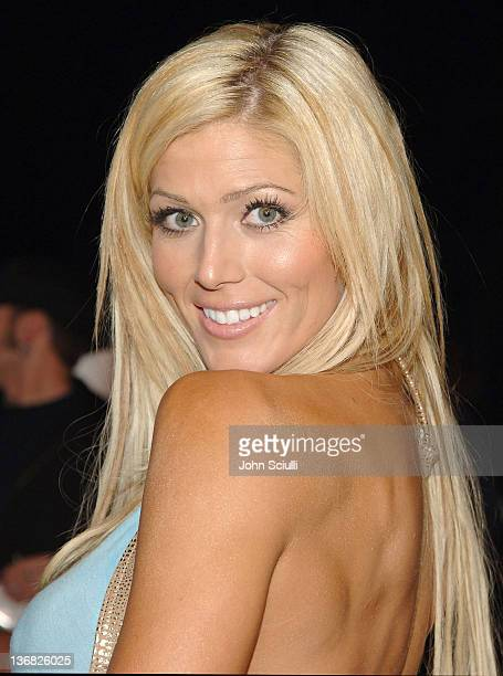 Torrie Wilson WWE Diva during 'See No Evil' Premiere Arrivals in Los Angeles California United States