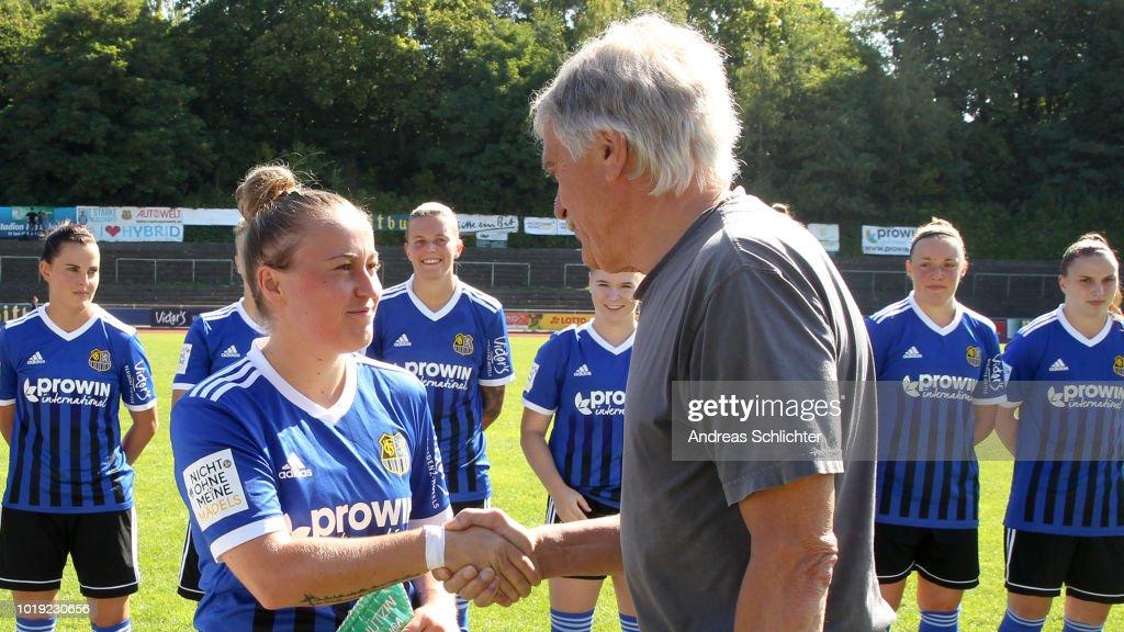 1. FC Saarbruecken v BV Cloppenburg - 2. Frauen-Bundesliga