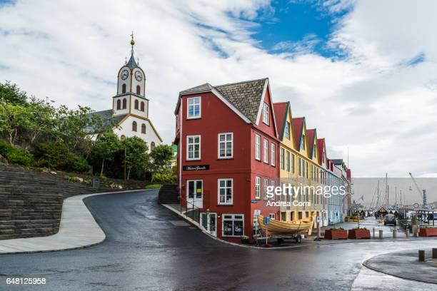 Torshavn, Faroe islands, Denmark, Europe