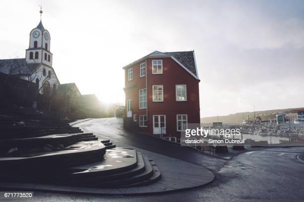 torshavn - torshavn stock pictures, royalty-free photos & images
