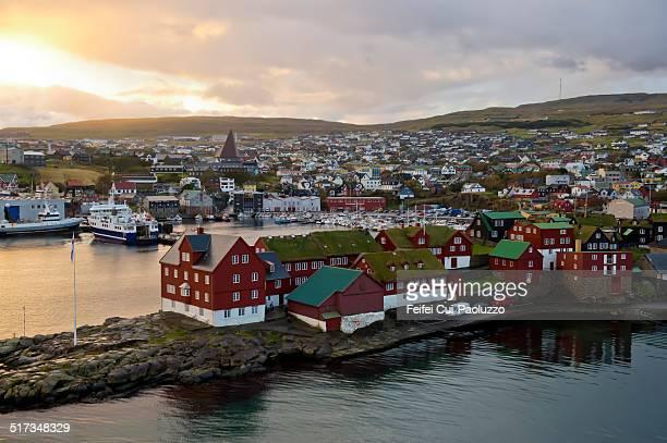 Torshavn-Streymoy Faroe Islands