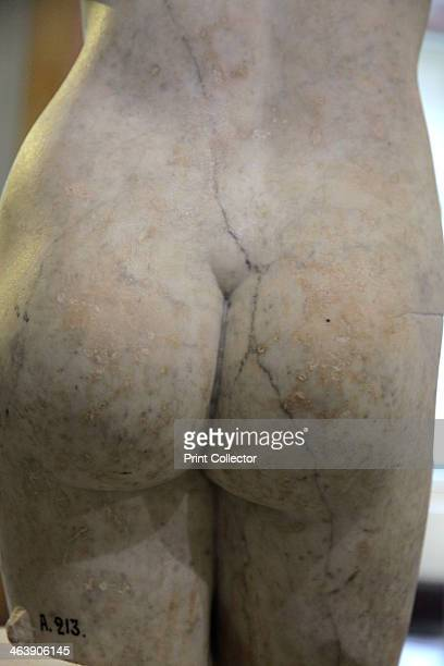 Torso of Aphrodite 2nd century Roman after a Greek original of the third quarter of the 4th century BC Aphrodite was the Greek Goddess of Beauty and...