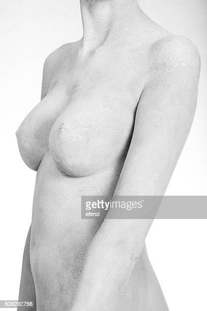 Mannequin torse de femme