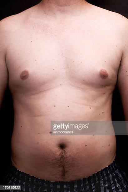 torso - dicker bauch stock-fotos und bilder