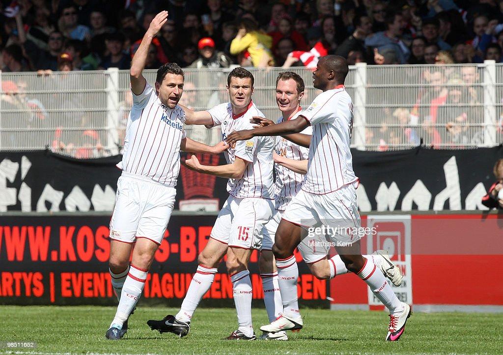 Union Berlin v FC St. Pauli - 2. Bundesliga