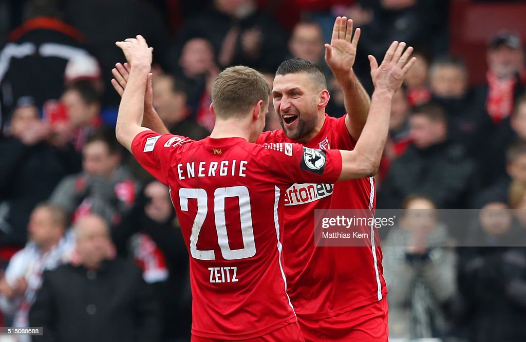 Energie Cottbus v 1. FC Magdeburg - 3. Liga