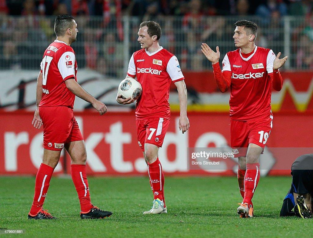 Union Berlin v SC Paderborn - 2. Bundesliga