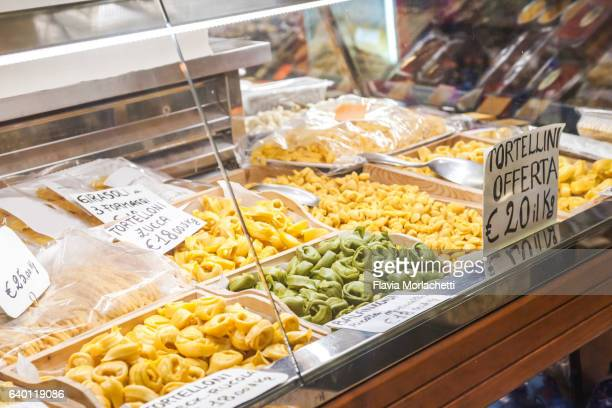 Tortellini and Tortelloni