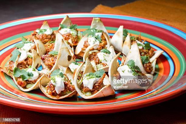 Tortilla Chip Chipotle Nachos