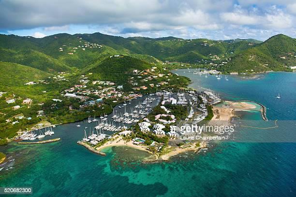 tortola, british virgin islands - バージン諸島 ストックフォトと画像