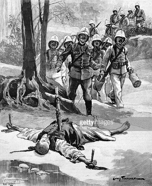 Torture of Christians during the Boxer Rebellion China 1901