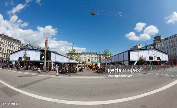torvehallerne, copenhagen - copenhagen stock pictures, royalty-free photos & images