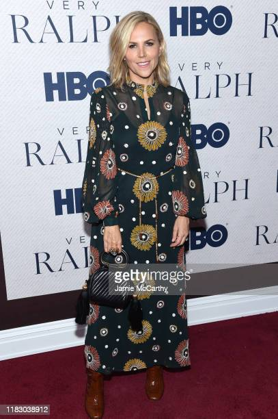 """Tory Burch attends HBO's """"Very Ralph"""" World Premiere at The Metropolitan Museum of Art on October 23, 2019 in New York City."""