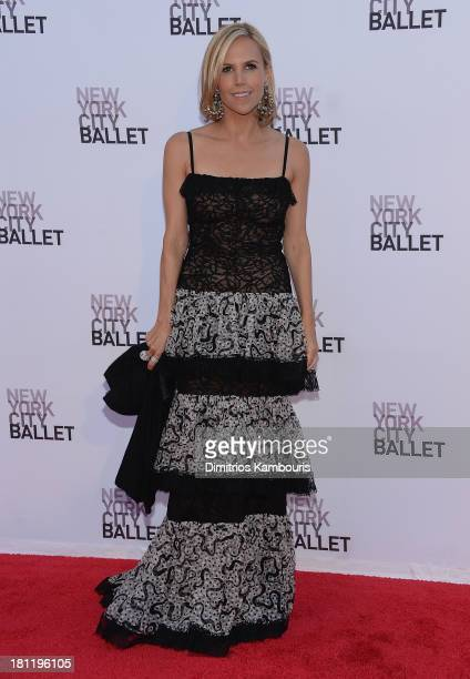 Tory Burch attends New York City Ballet 2013 Fall Gala at David H. Koch Theater, Lincoln Center on September 19, 2013 in New York City.