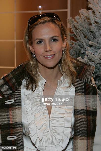 375b57a0f213 Tory Burch attends Saks Fifth Avenue Annual Holiday Luncheon at Saks Fifth  Avenue on December 13
