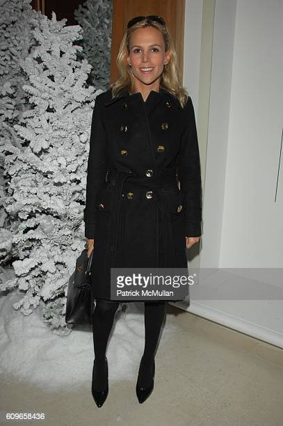 1d5f1c50c3c9 Tory Burch attends STEVE SADOVE hosts SAKS FIFTH AVENUE Annual Holiday  Luncheon at SAKs Fifth Avenue
