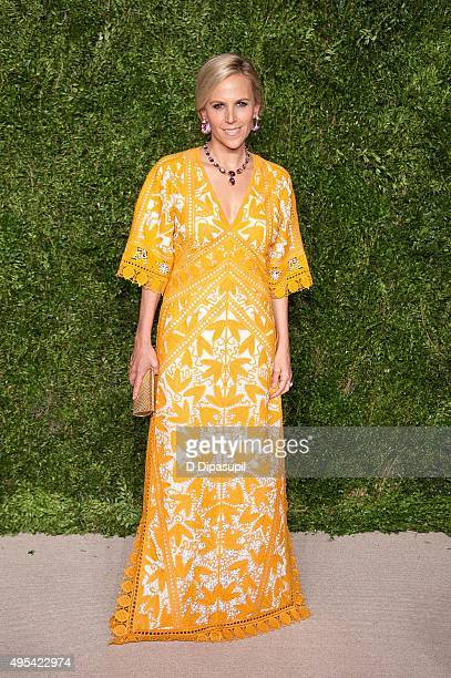 Tory Burch attends the 12th annual CFDA/Vogue Fashion Fund Awards at Spring Studios on November 2, 2015 in New York City.