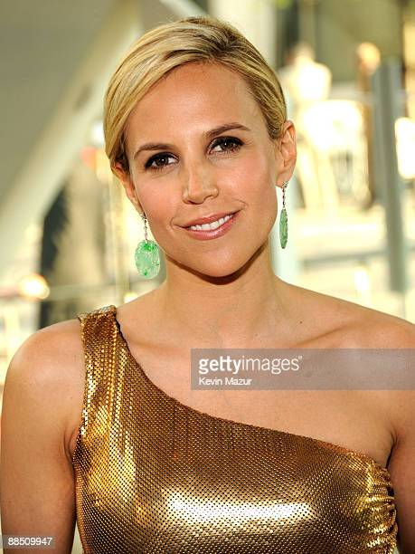 Tory Burch attends the 2009 CFDA Fashion Awards at Alice Tully Hall, Lincoln Center on June 15, 2009 in New York City.