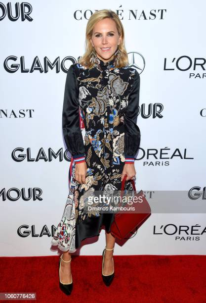 Tory Burch attends the 2018 Glamour Women Of The Year Awards Women Rise on November 12 2018 in New York City