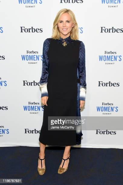Tory Burch attends the 2019 Forbes Women's Summit at Pier 60 on June 18 2019 in New York City