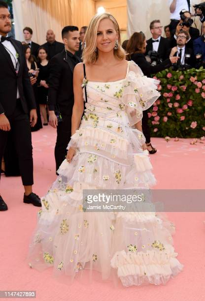 Tory Burch attends The 2019 Met Gala Celebrating Camp: Notes on Fashion at Metropolitan Museum of Art on May 06, 2019 in New York City.