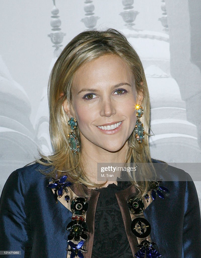 Tory Burch during Giorgio Armani Celebrates 2007 Oscars with Exclusive Prive Show at Green Acres Estates in Beverly Hills, California, United States.