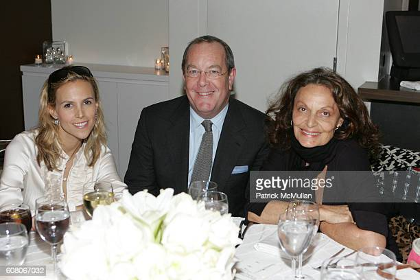 39defe2e618a Tory Burch Ron Frasch and Diane von Furstenberg attend Saks Fifth Avenue  Annual Holiday Luncheon at