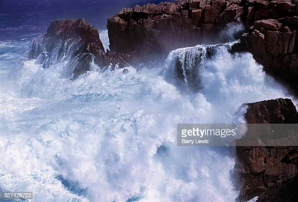 Tory Island is about 15 miles from mainland Ireland The sea is treacherous and storms occur on a regular basis In 1974 storms cut the island off for...