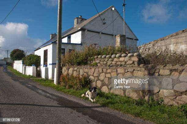 tory island - nee nee stock photos and pictures