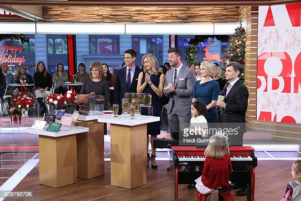 AMERICA Tory Johnson shares Deals and Steals on 'Good Morning America' 11/28/16 airing on the ABC Television Network TORY