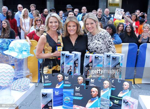 """Tory Johnson shares Deals and Steals on """"Good Morning America,"""" Thursday June 1, 2017 on the Walt Disney Television via Getty Images Television..."""