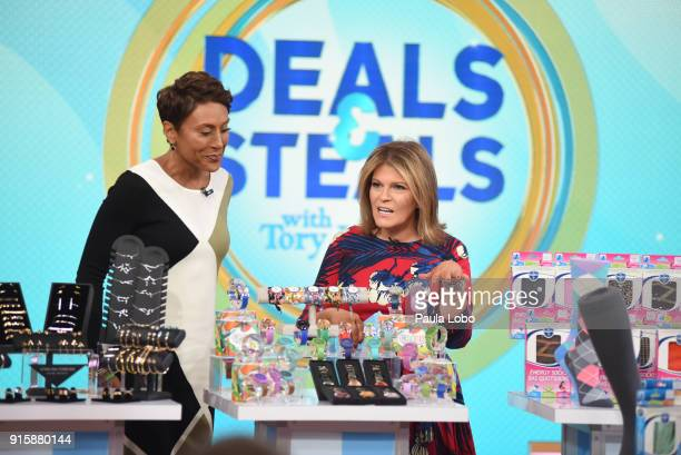 America Tory Johnson Shares Deals And Steals On Good Morning America Thursday February 8