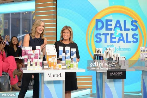 America Tory Johnson Shares Deals And Steals On Good Morning America Thursday April 19