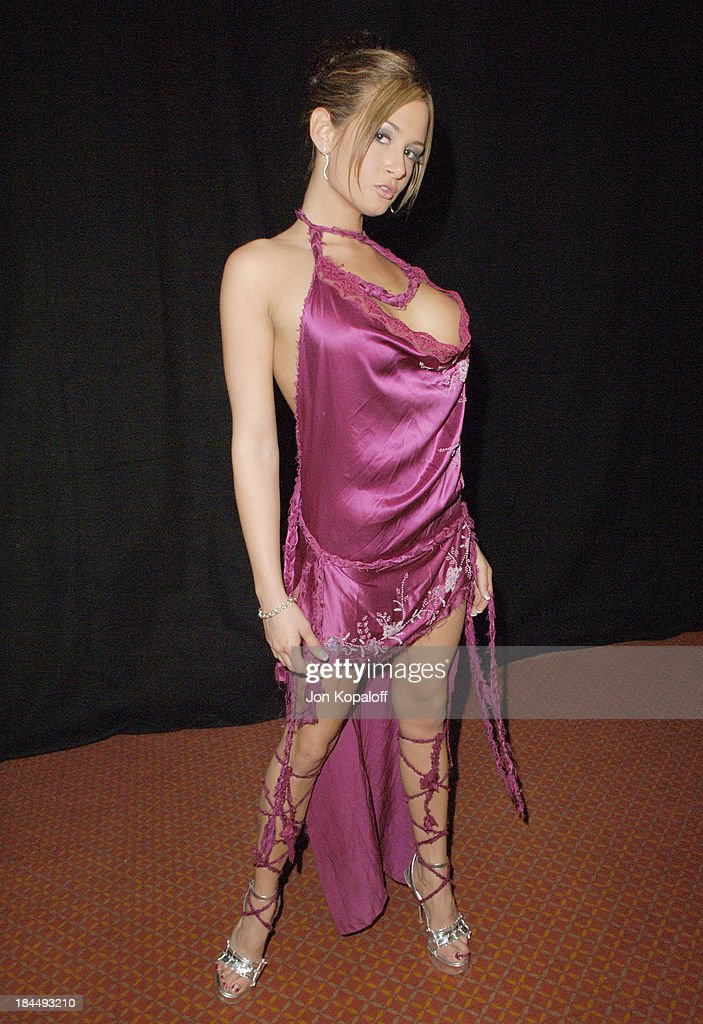 2006 Avn Awards Arrivals And Backstage News Photo