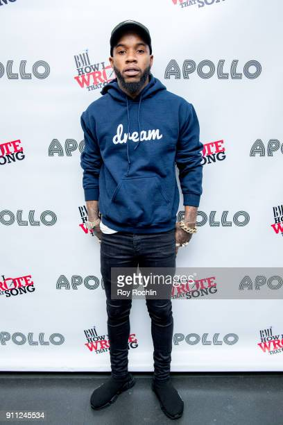 Tory Lanez discusses his creative process during BMI's How I Wrote That Song 2018 on January 27 2018 in New York City