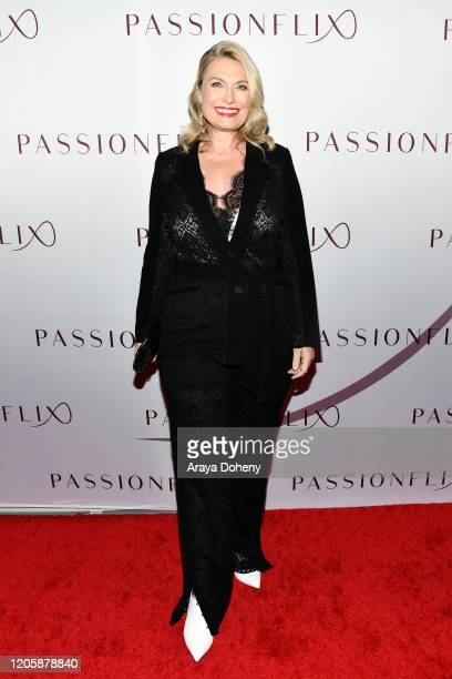 Tosca Musk attends Passionflix's The Will Los Angeles Premiere on February 12 2020 in Culver City California