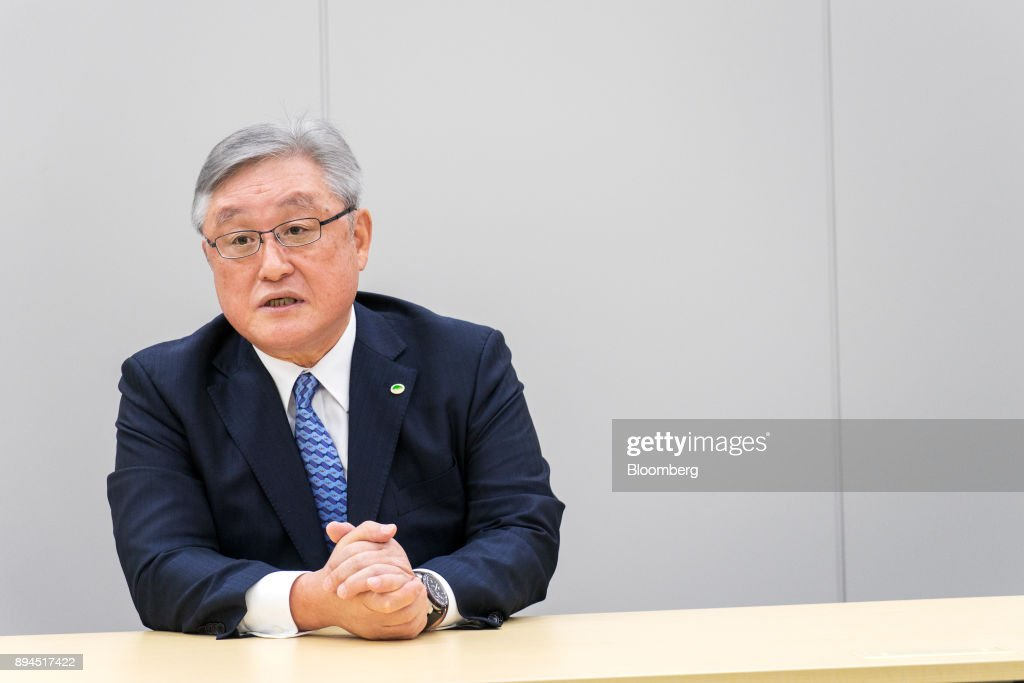 Hitachi Ltd. President and CEO Toshiaki Higashihara Group Interview