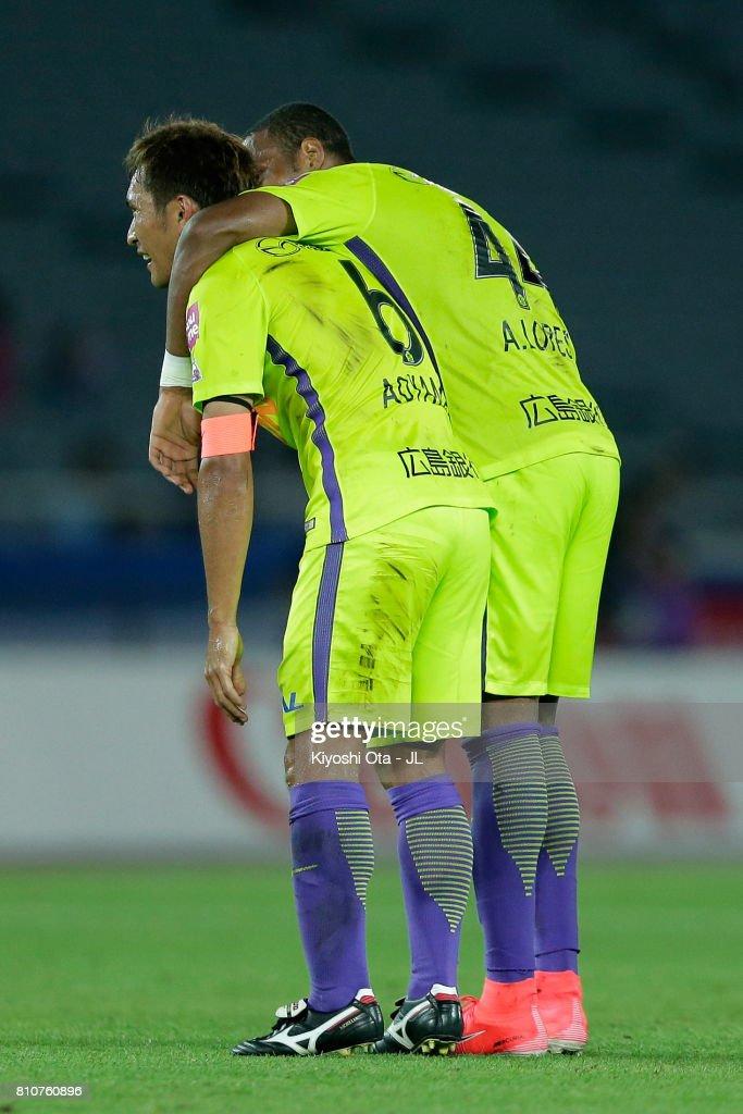 Yokohama F.Marinos v Sanfrecce Hiroshima - J.League J1
