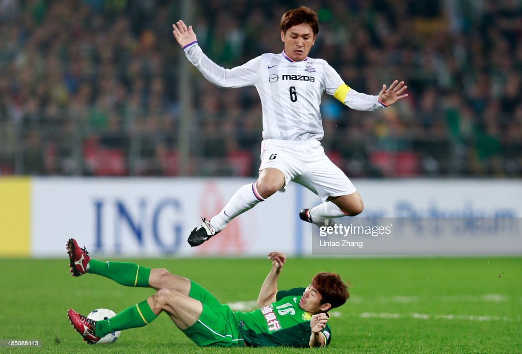 Beijing Guo'an v Hiroshima Sanfrecce - AFC Champions League