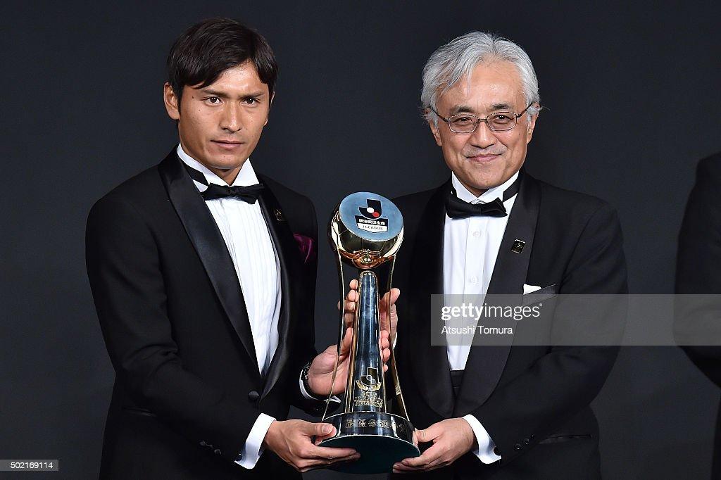 J. League Award 2015