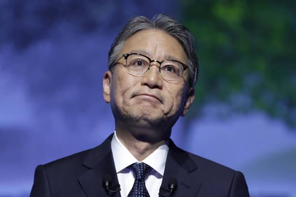 JPN: Honda Motor New CEO Toshihiro Mibe News Conference