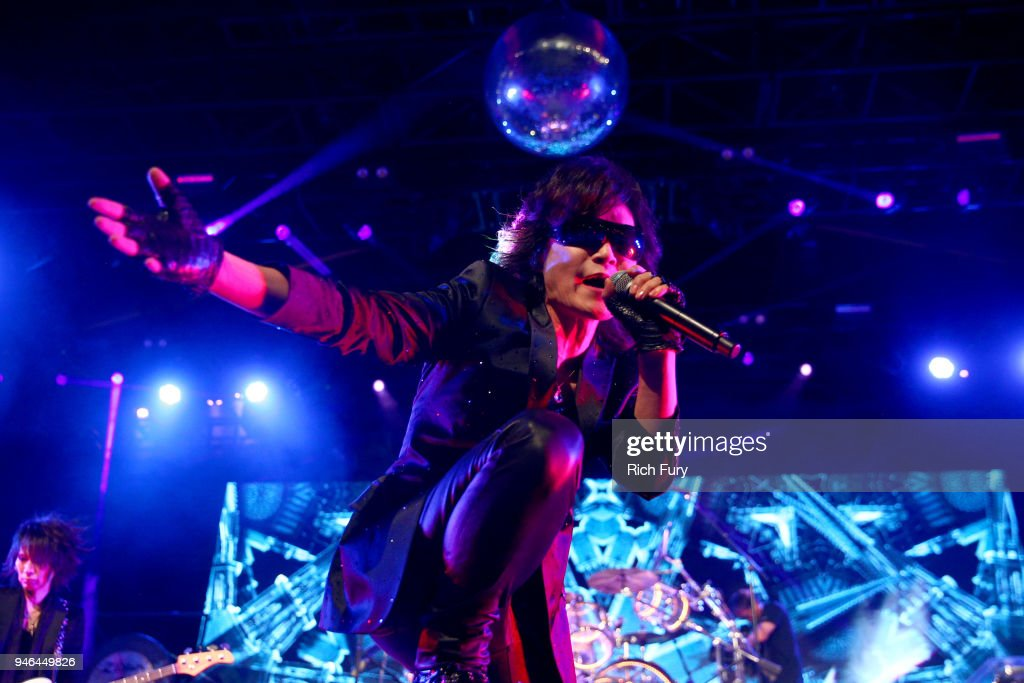 2018 Coachella Valley Music And Arts Festival - Weekend 1 - Day 2 : ニュース写真
