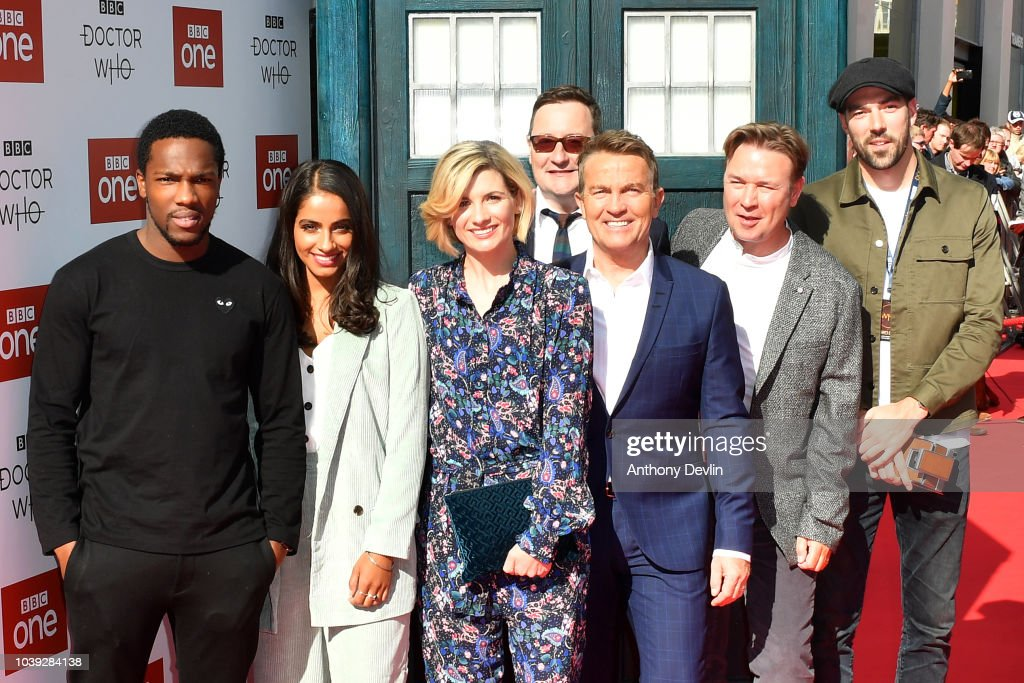 Doctor Who Photocall - Red Carpet Arrivals : News Photo