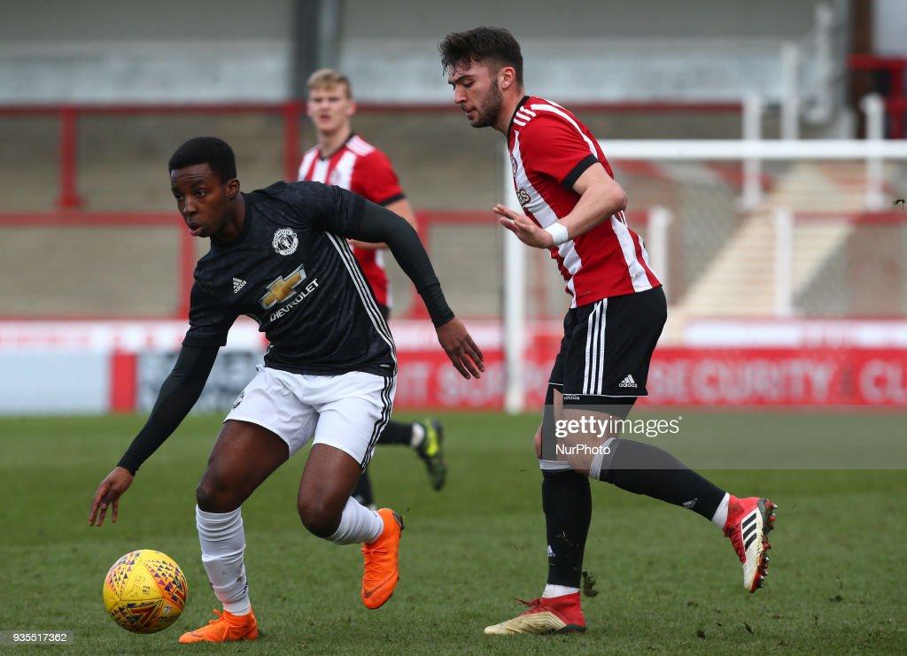 Brentford FC v Manchester United - U23 Friendly Match : News Photo
