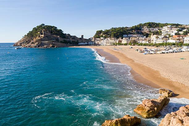 Tossa de Mar, Costa Brava, Catalonia, Spain