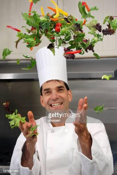 Se retourner salade